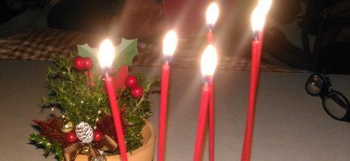 クリスマスの・・・
