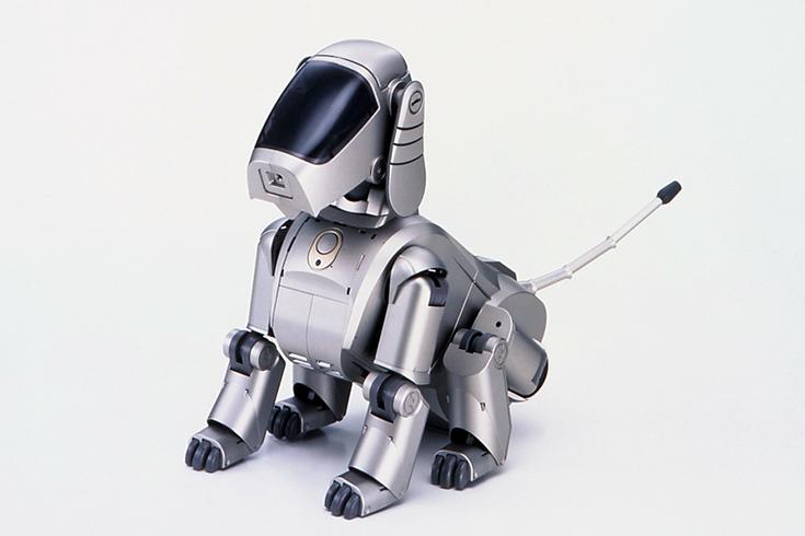 初代AIBO「ERS-110」