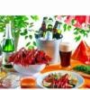 【グルメの話題】中国でザリガニ料理100人分をハート型に並べプロポーズするのが流行