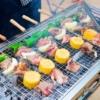 【グルメの話題】ヴィーガン さん、肉フェスの目の前で抗議活動。日本で、しかも弁護